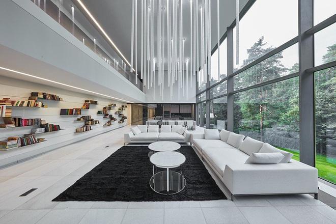 Thiết kế phòng khách cũng chẳng có gì khó vì đã có những gợi ý tuyệt vời này - Ảnh 2.