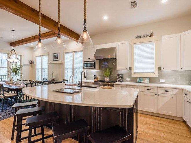 7 điều bạn cần tuyệt đối tránh khi bố trí phòng bếp của gia đình - Ảnh 3.