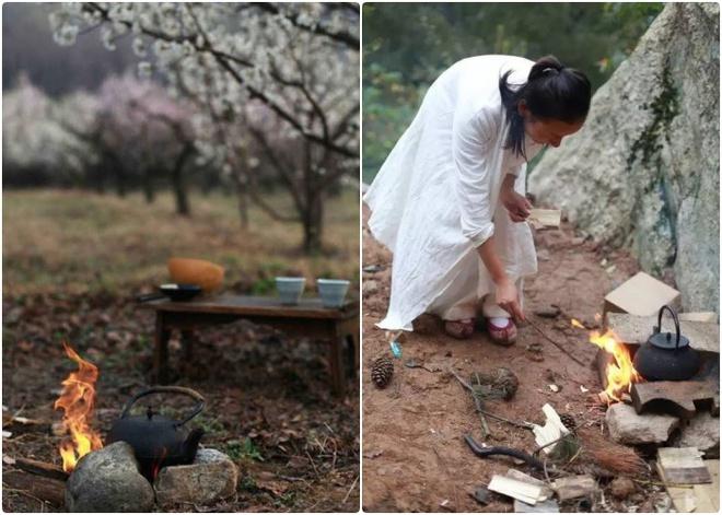 Yêu thích cuộc sống tĩnh lặng trên núi, cô gái 23 tuổi tự tay dựng ngôi nhà nhỏ, trồng rau, sống an nhàn những ngày thanh xuân - Ảnh 17.