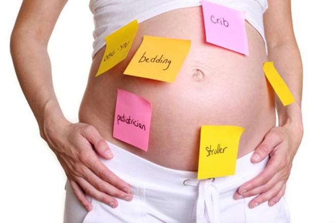 Không chỉ sau sinh đâu, mang thai cũng gây ra hội chứng não cá vàng là có thật - Ảnh 2.