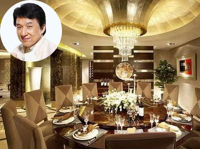 Bên trong biệt thự đẹp long lanh giá 12,5 triệu USD của Thành Long - Ảnh 2.