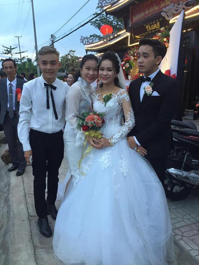Chuyện chưa kể của chú rể bỗng chốc nổi tiếng MXH vì khóc như mưa trong đám cưới do thương bố mẹ vợ gả con gái xa - Ảnh 1.