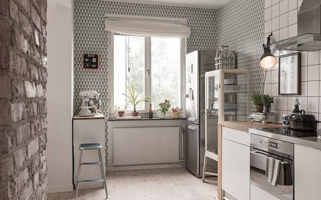 7 cách bố trí thông minh cho không gian nhà bếp thông thoáng - Ảnh 3.