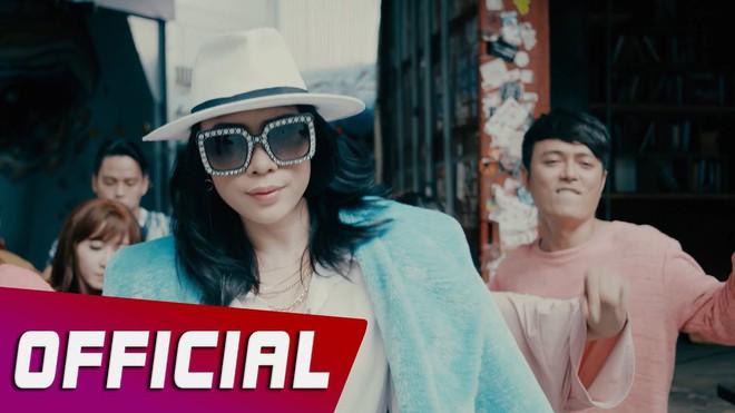 Loạt MV 'lầy lội' chứng minh Mỹ Tâm xứng danh 'mợ chảnh' Chun Song Yi phiên bản Vpop - Ảnh 6.