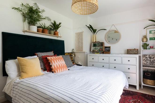 Những mẫu phòng ngủ hiện đại, thư giãn với cây cảnh - Ảnh 10.