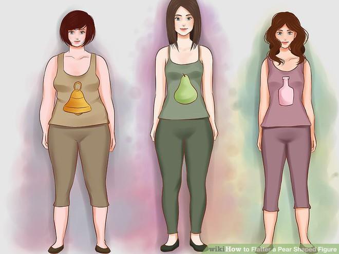 Đây là những cái lợi mà chỉ có người có thân hình quả lê mới có được - Ảnh 2.