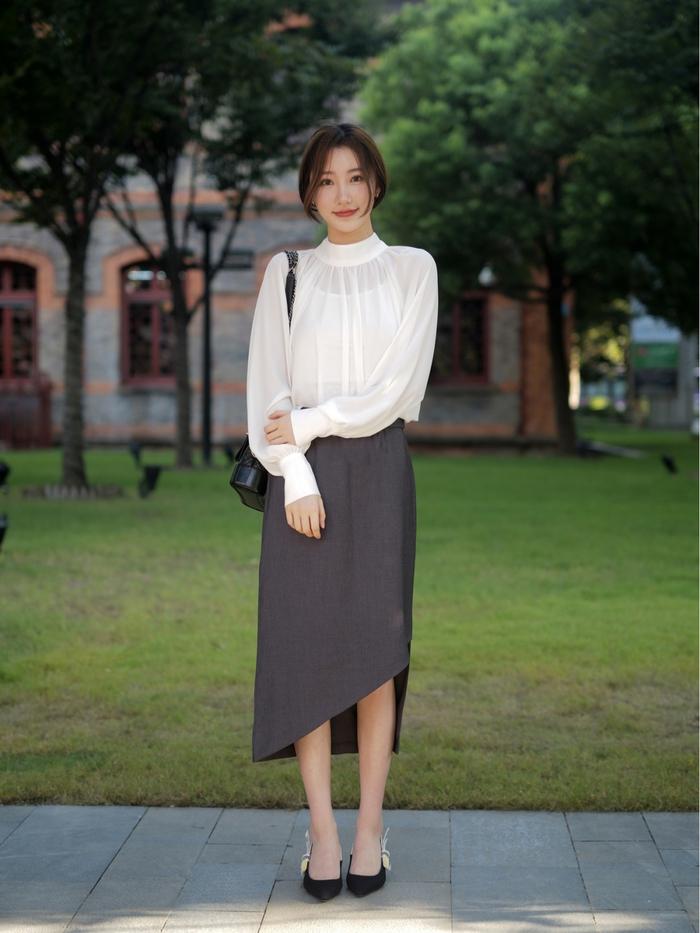 Street style Châu Á: Quần jeans là được chọn nhiều nh - Ảnh 11.