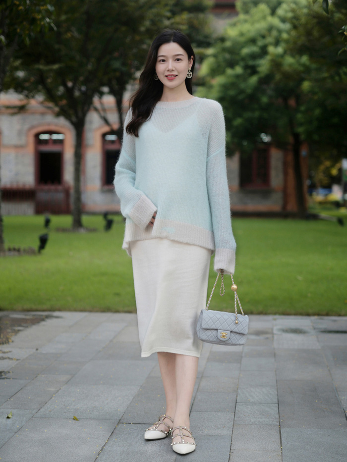 Street style Châu Á: Quần jeans là được chọn nhiều nh - Ảnh 6.