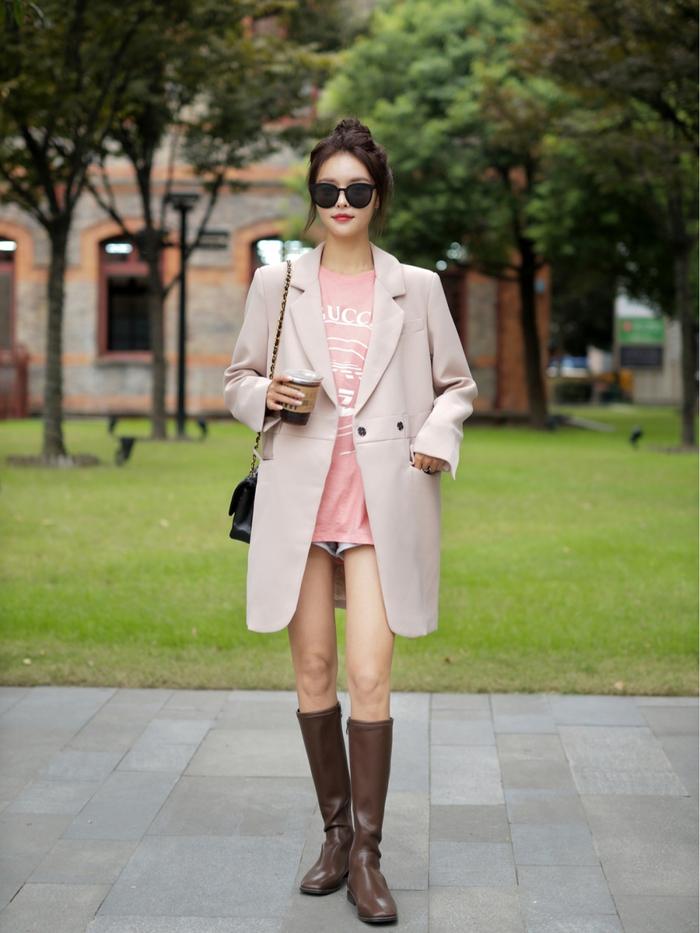 Street style Châu Á: Quần jeans là được chọn nhiều nh - Ảnh 15.