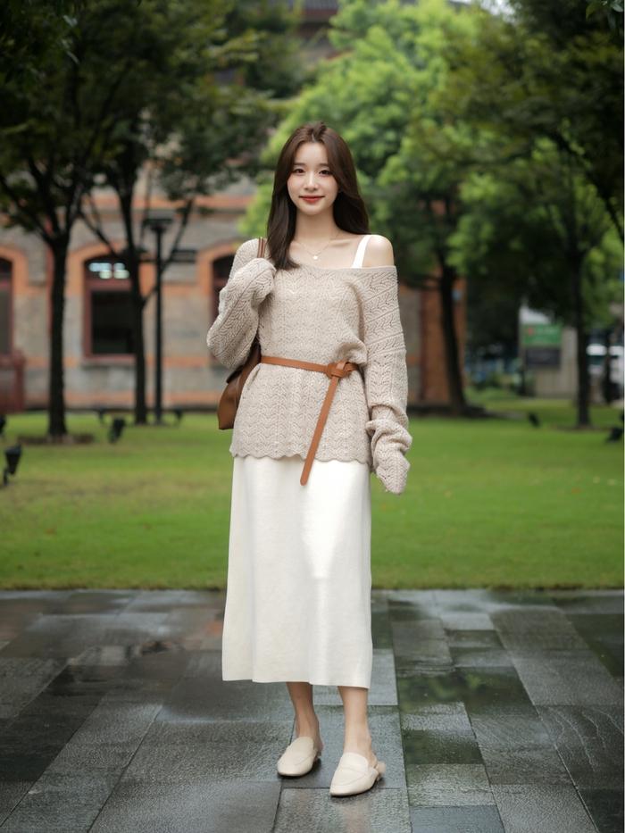 Street style Châu Á: Quần jeans là được chọn nhiều nh - Ảnh 1.