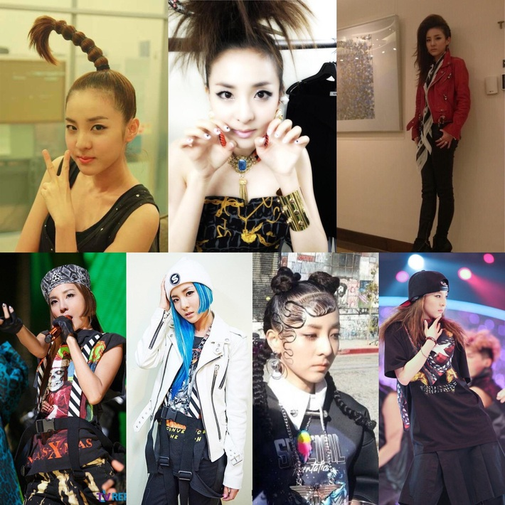 Người ta thì đổi tóc để thăng hạng nhan sắc còn những idol này may mà có nhan sắc mới cân được loạt tóc thảm họa - Ảnh 4.