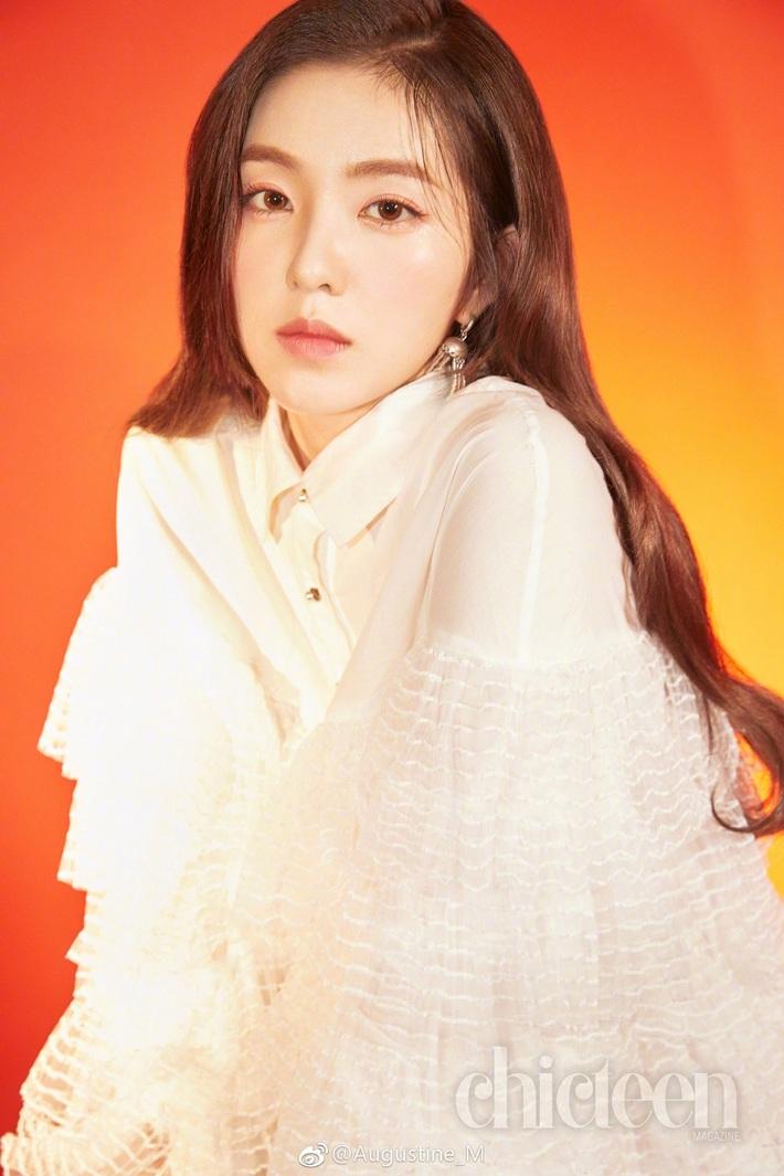 Stylist Trung Quốc từng làm việc với Irene bóc phốt: Đẹp nhưng không có tố chất, ai hợp tác rồi cũng đều biết cả - Ảnh 2.