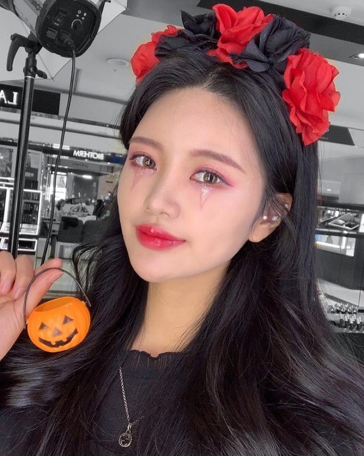 Loạt gợi ý makeup chơi Halloween: Đảm bảo ma mị nhưng vẫn xinh, các nàng không lo visual mất điểm - Ảnh 7.