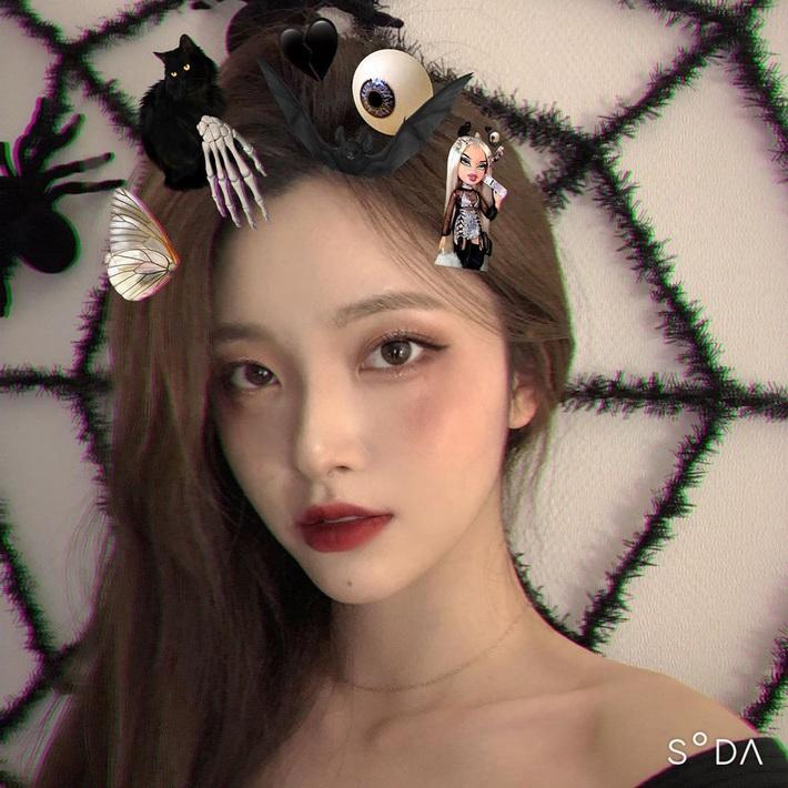 Loạt gợi ý makeup chơi Halloween: Đảm bảo ma mị nhưng vẫn xinh, các nàng không lo visual mất điểm - Ảnh 2.
