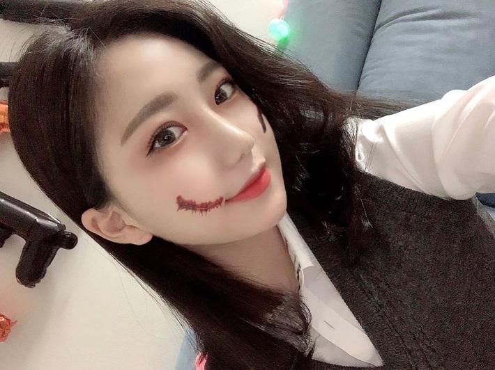 Loạt gợi ý makeup chơi Halloween: Đảm bảo ma mị nhưng vẫn xinh, các nàng không lo visual mất điểm - Ảnh 9.
