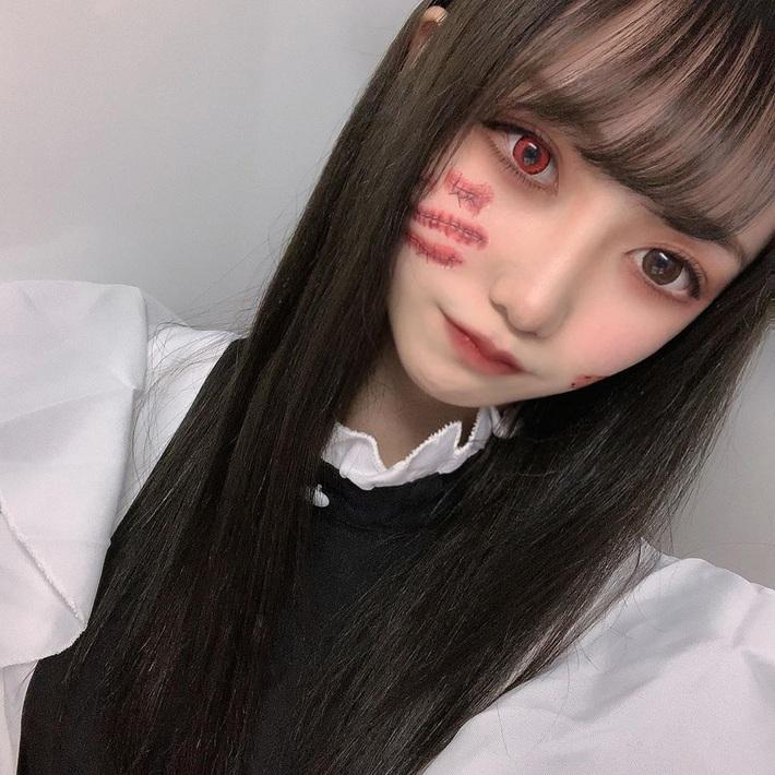 Loạt gợi ý makeup chơi Halloween: Đảm bảo ma mị nhưng vẫn xinh, các nàng không lo visual mất điểm - Ảnh 5.