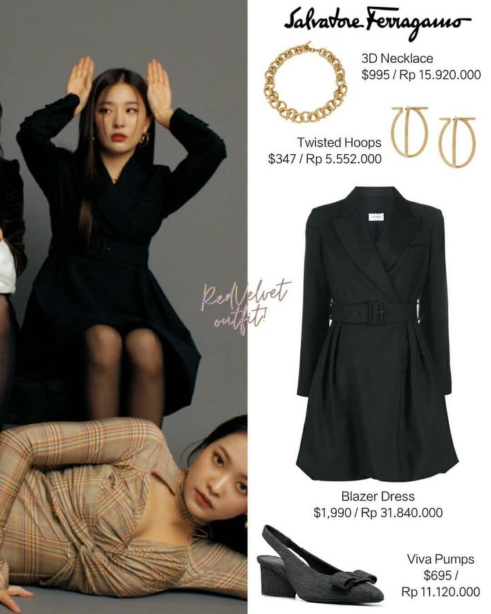 Chuẩn bị comeback, Red Velvet dát đầy hàng hiệu trên người, bất ngờ là thương hiệu trang phục của Irene - Ảnh 5.