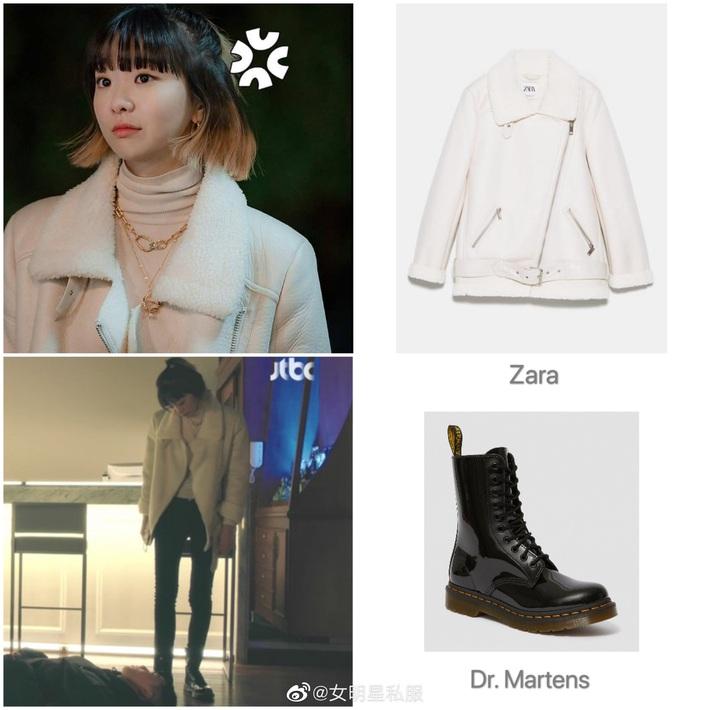 Tính tình đã hay ho, điên nữ Jo Yi Seo của Tầng Lớp Itaewon lại còn ăn mặc chất chơi, dát toàn hàng hiệu xịn sò từ đầu đến chân - Ảnh 10.