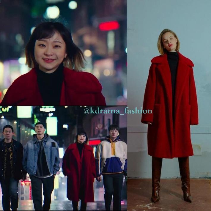 Tính tình đã hay ho, điên nữ Jo Yi Seo của Tầng Lớp Itaewon lại còn ăn mặc chất chơi, dát toàn hàng hiệu xịn sò từ đầu đến chân - Ảnh 15.