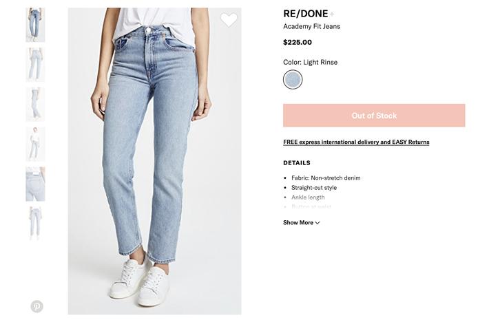 Chiếc quần jeans yêu thích của Jennie đây rồi: Kiểu quần lai cực kỳ nịnh dáng mà bạn sẽ muốn múc ngay 1 chiếc tương tự - Ảnh 1.