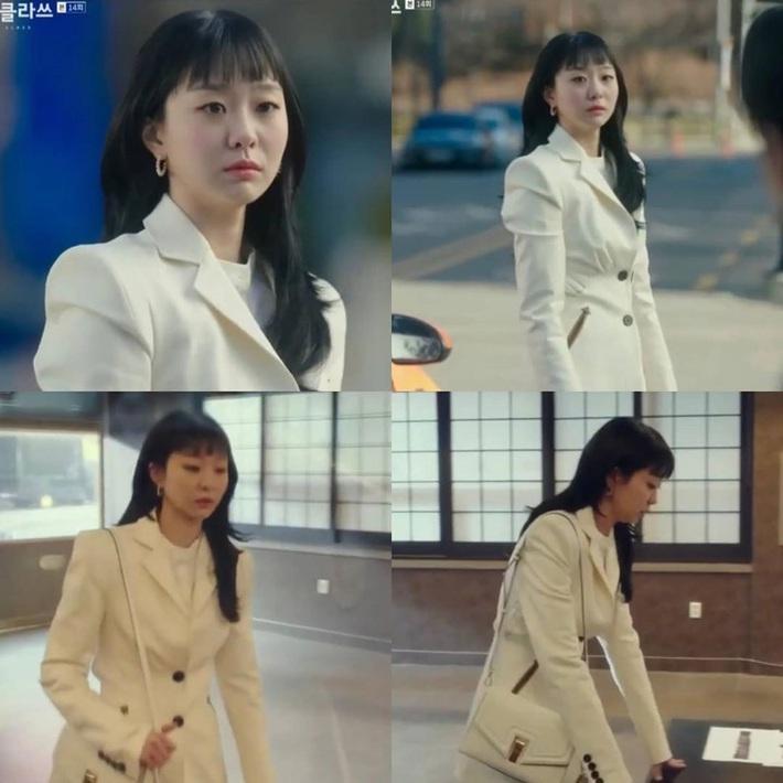 """Style công sở """"nửa nạc nửa mỡ"""" của Kim Da Mi: Đa phần sang chảnh bất ngờ nhưng vẫn lọt hố vài bộ khó cảm - Ảnh 9."""