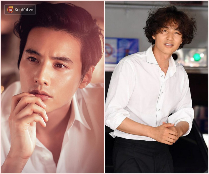 Loạt mỹ nam Hàn là minh chứng sống cho thấy đẹp trai đến đâu mà chọn sai kiểu tóc thì cũng toang vài phần - Ảnh 6.