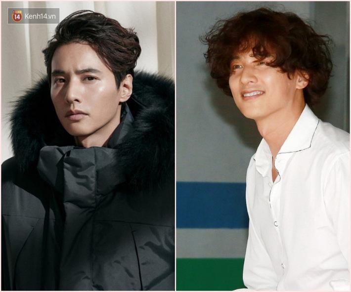 Loạt mỹ nam Hàn là minh chứng sống cho thấy đẹp trai đến đâu mà chọn sai kiểu tóc thì cũng toang vài phần - Ảnh 5.