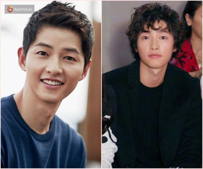 Loạt mỹ nam Hàn là minh chứng sống cho thấy đẹp trai đến đâu mà chọn sai kiểu tóc thì cũng toang vài phần - Ảnh 7.
