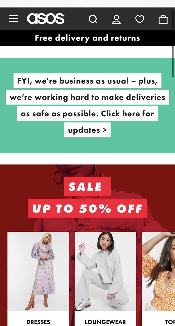Còn gì vui hơn ở nhà shopping online: Bao nhiêu brand thời trang đang sale đây này chị em đã update chưa? - Ảnh 10.