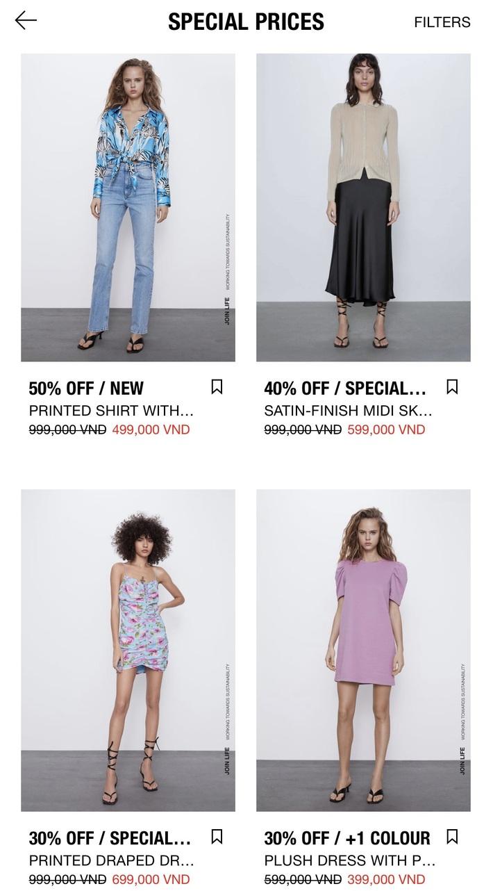 Còn gì vui hơn ở nhà shopping online: Bao nhiêu brand thời trang đang sale đây này chị em đã update chưa? - Ảnh 11.