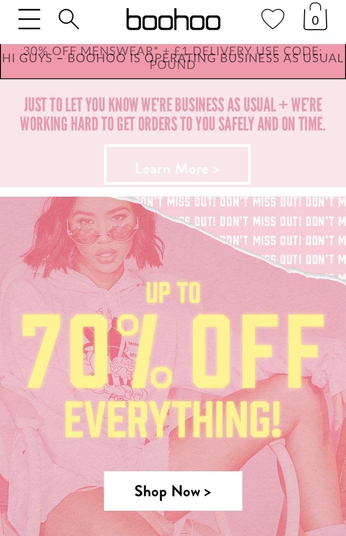 Còn gì vui hơn ở nhà shopping online: Bao nhiêu brand thời trang đang sale đây này chị em đã update chưa? - Ảnh 13.