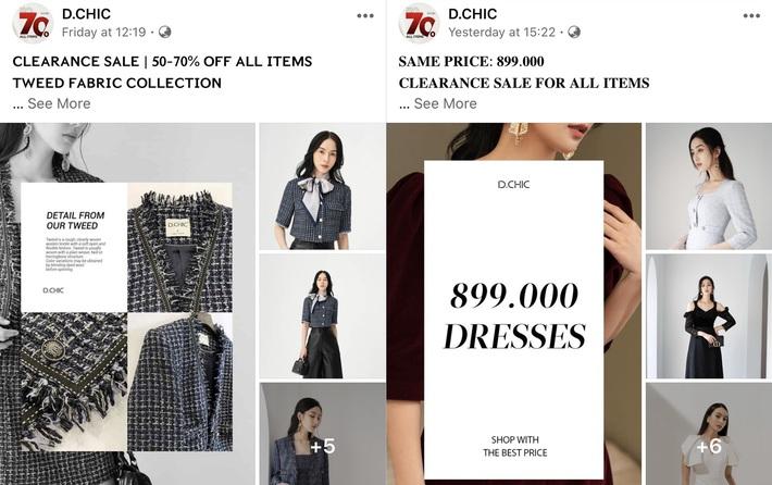 Còn gì vui hơn ở nhà shopping online: Bao nhiêu brand thời trang đang sale đây này chị em đã update chưa? - Ảnh 3.