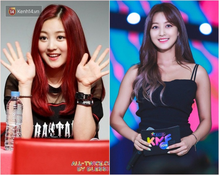 5 mỹ nhân Kpop thế hệ mới thay đổi chóng mặt nhất: Idol xấu nhất lịch sử lột xác, người đen nhẻm lên hạng nữ thần - Ảnh 5.