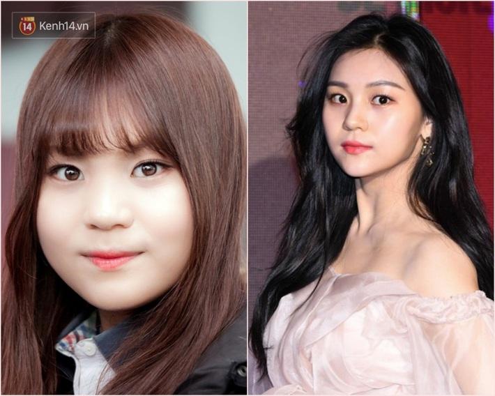 5 mỹ nhân Kpop thế hệ mới thay đổi chóng mặt nhất: Idol xấu nhất lịch sử lột xác, người đen nhẻm lên hạng nữ thần - Ảnh 1.
