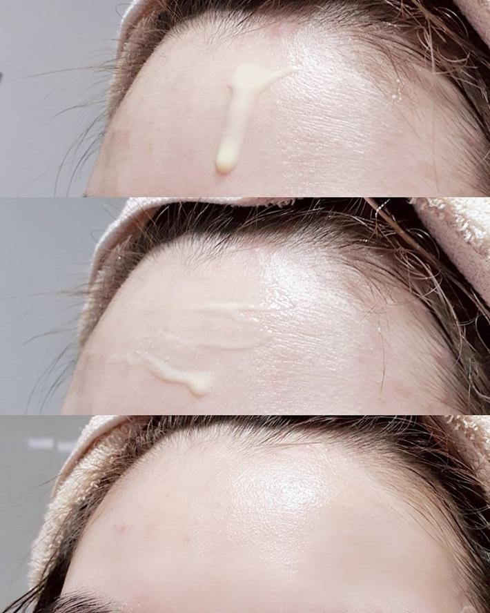 Serum vitamin C lạ hoắc của Hàn giúp làn da của cô bạn này lên tông, mờ thâm, lỗ chân lông nhỏ mịn thấy rõ chỉ sau 10 ngày - Ảnh 8.