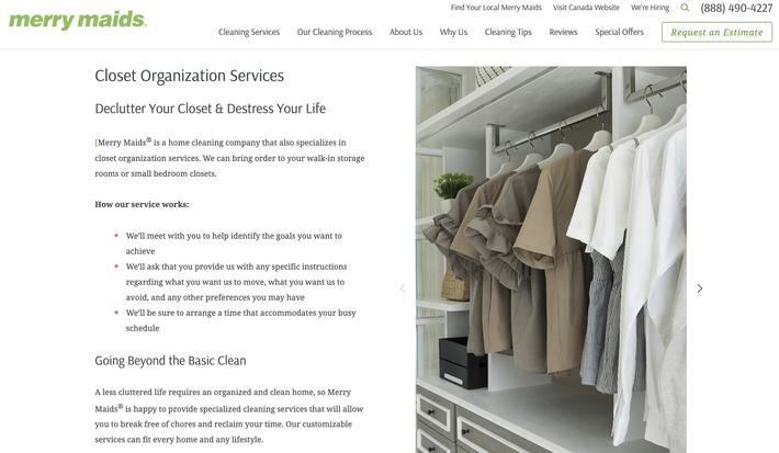 Thêm một dịch vụ hay ho cho hội cuồng shopping: Dọn tủ quần áo tại nhà, biến bãi chiến trường thành store ngăn nắp - Ảnh 6.