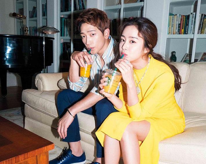 Mẹ ma Kim Tae Hee đã 40 tuổi nhưng vẫn bảo trì được sắc đẹp trường tồn với thời gian, bí quyết là gì nhỉ? - Ảnh 4.
