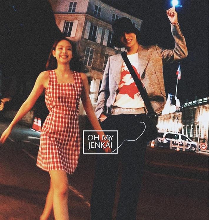 Cặp đôi thời trang phí của giời nhất đích thị là Jennie - Kai: Gái Chanel, trai Gucci chưa kịp làm bộ ảnh chung đã vội chia tay - Ảnh 8.