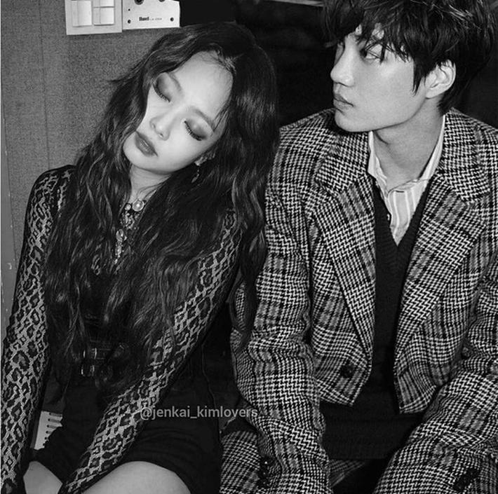 Cặp đôi thời trang phí của giời nhất đích thị là Jennie - Kai: Gái Chanel, trai Gucci chưa kịp làm bộ ảnh chung đã vội chia tay - Ảnh 4.