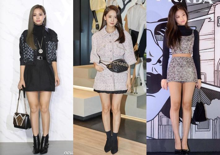 Các mỹ nhân xứ Hàn có 4 dáng pose tủ trông thì đơn giản mà lợi hại kinh ngạc, hack chân dài dáng chuẩn đẹp mê - Ảnh 2.