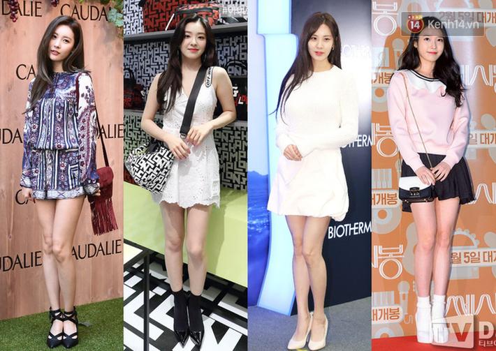 Các mỹ nhân xứ Hàn có 4 dáng pose tủ trông thì đơn giản mà lợi hại kinh ngạc, hack chân dài dáng chuẩn đẹp mê - Ảnh 6.