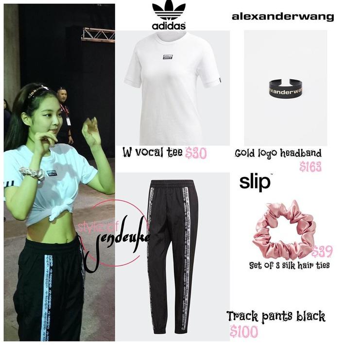 Jennie luôn có chiêu diện áo sang xịn hơn mẫu, body lại perfect nên mặc gì cũng khiến dân tình mê mệt  - Ảnh 9.