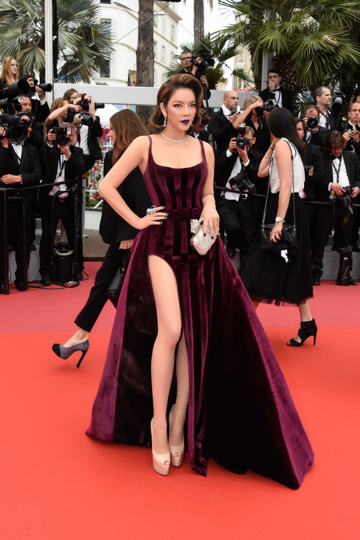 Vbiz có nhiều mỹ nhân nhưng chỉ có Lý Nhã Kỳ đạt đến đẳng cấp bà hoàng thảm đỏ tại LHP Cannes - Ảnh 4.