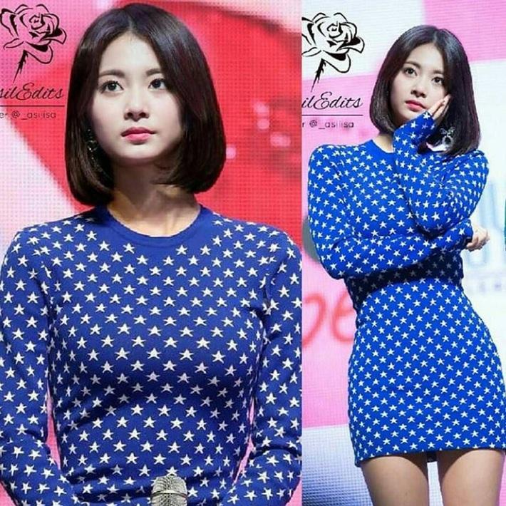 Bộ 3 visual Jisoo - Irene - Tzuyu nếu cắt tóc ngắn: Cô hay ho hẳn ra, cô thường đi trông thấy - Ảnh 5.