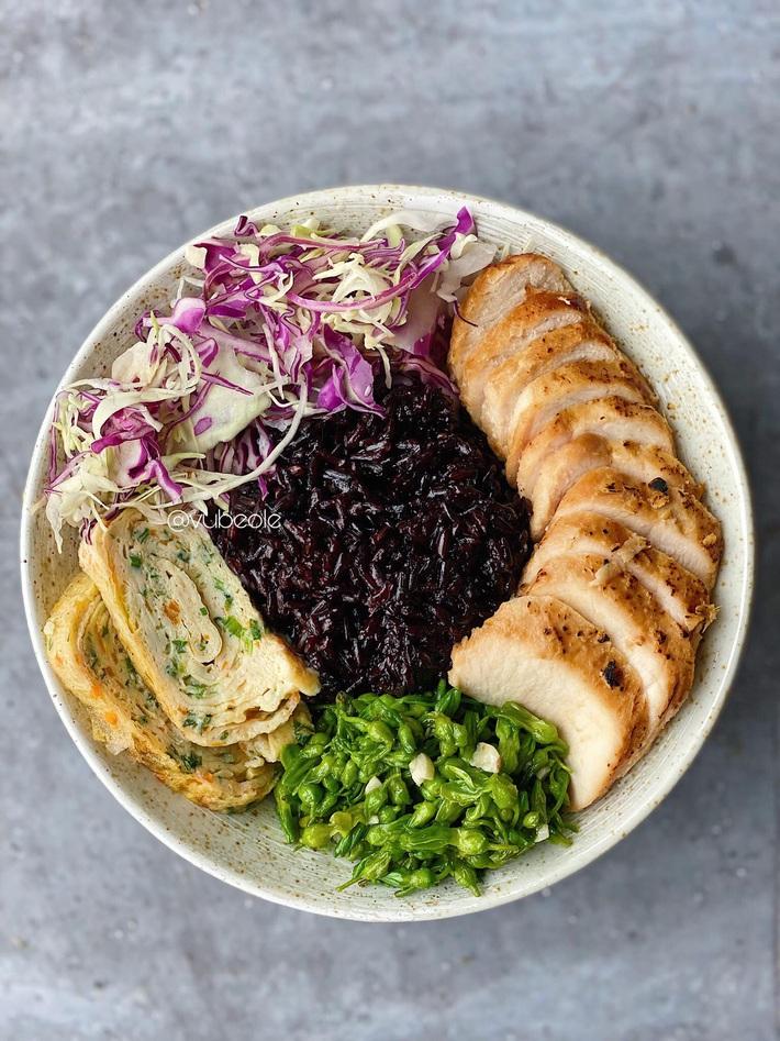 Trai đẹp Hà Thành chia sẻ thực đơn Eat Clean bữa trưa trong 7 ngày theo phong cách Nhật Bản, vừa ngon vừa giúp giảm cân, khỏe mạnh - Ảnh 3.