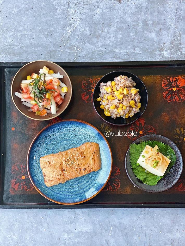 Trai đẹp Hà Thành chia sẻ thực đơn Eat Clean bữa trưa trong 7 ngày theo phong cách Nhật Bản, vừa ngon vừa giúp giảm cân, khỏe mạnh - Ảnh 6.