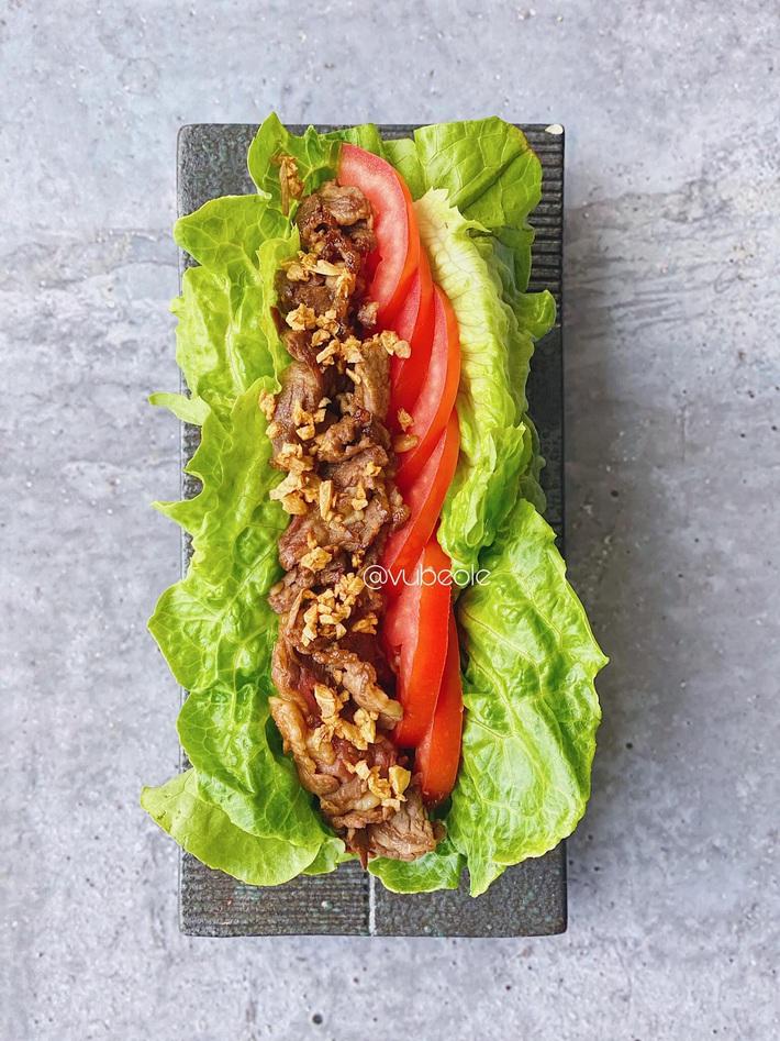 Trai đẹp Hà Thành chia sẻ thực đơn Eat Clean bữa trưa trong 7 ngày theo phong cách Nhật Bản, vừa ngon vừa giúp giảm cân, khỏe mạnh - Ảnh 8.
