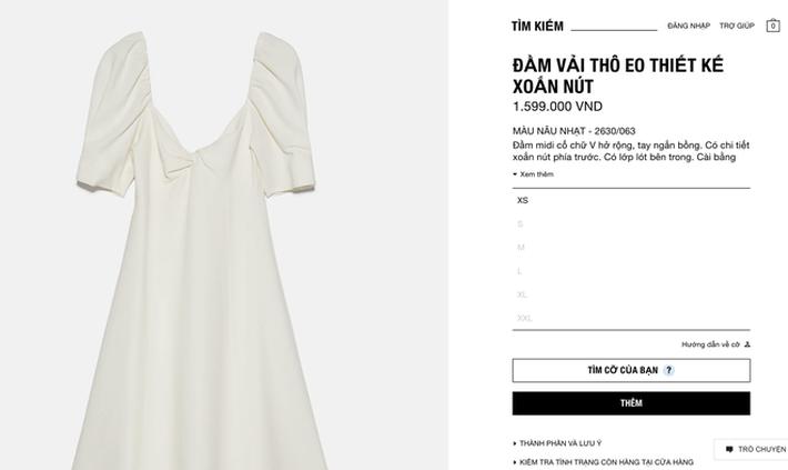 """Sunmi diện váy Zara rõ xinh nhưng các """"bánh bèo"""" có thể sắm váy na ná đẹp không kém với giá chỉ bằng một nửa - Ảnh 4."""
