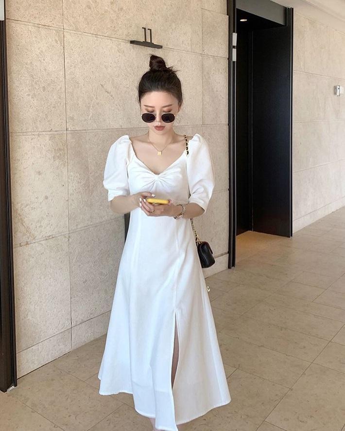 """Sunmi diện váy Zara rõ xinh nhưng các """"bánh bèo"""" có thể sắm váy na ná đẹp không kém với giá chỉ bằng một nửa - Ảnh 6."""