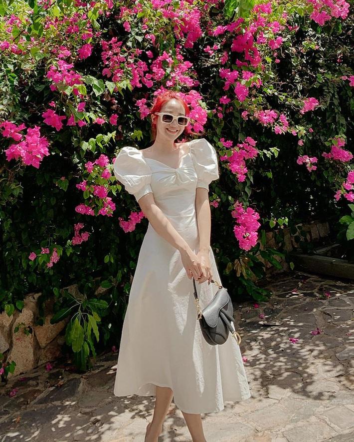 """Sunmi diện váy Zara rõ xinh nhưng các """"bánh bèo"""" có thể sắm váy na ná đẹp không kém với giá chỉ bằng một nửa - Ảnh 8."""